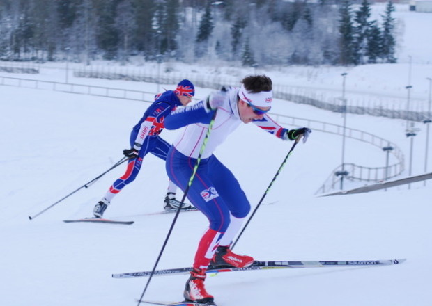 IYSF supports local Cross-Country Skier in his preparation for 2018 Winter Olympics